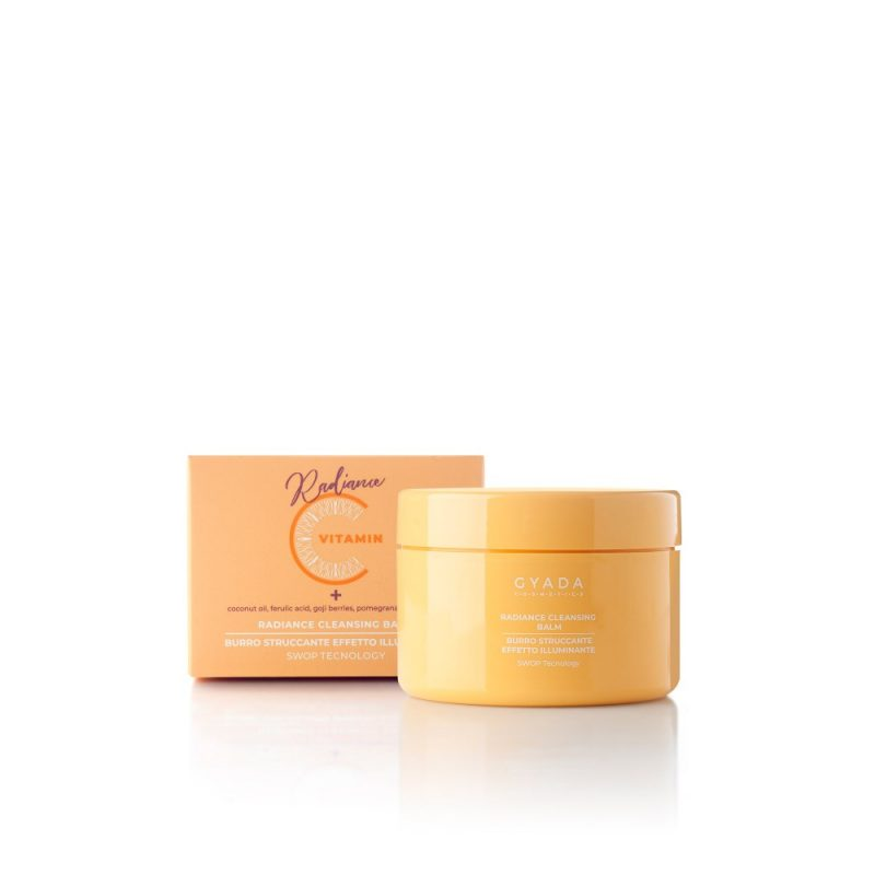 radiance cleansing balm
